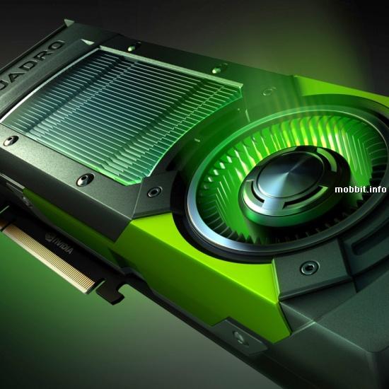 Nvidia Quadro P6000 и Quadro P5000