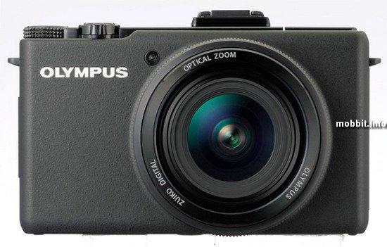 Будущая камера Olympus