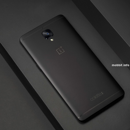 OnePlus 3T Black Colette Limited Edition