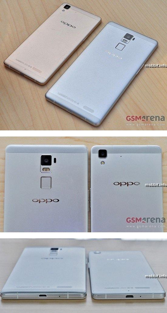 Oppo R7 и R7 Plus