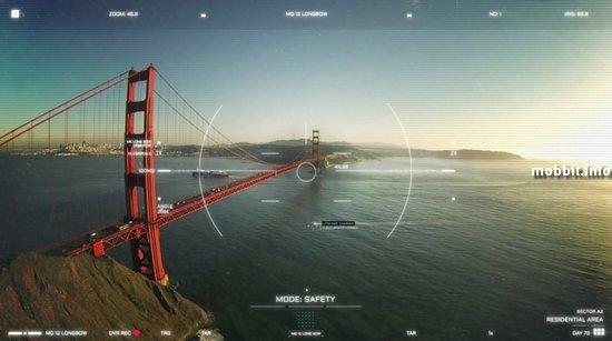 В ближайшем будущем дроны будут патрулировать города?