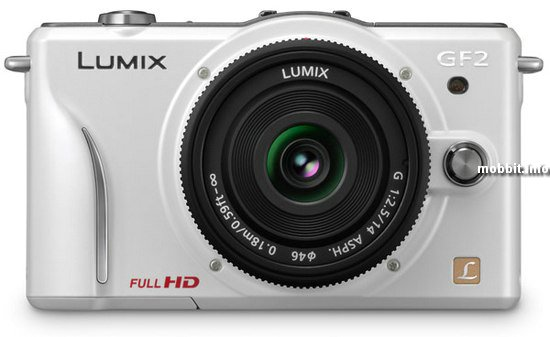 Lumix DMC-GF2