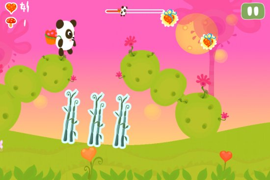 Панда-Cладкоежка