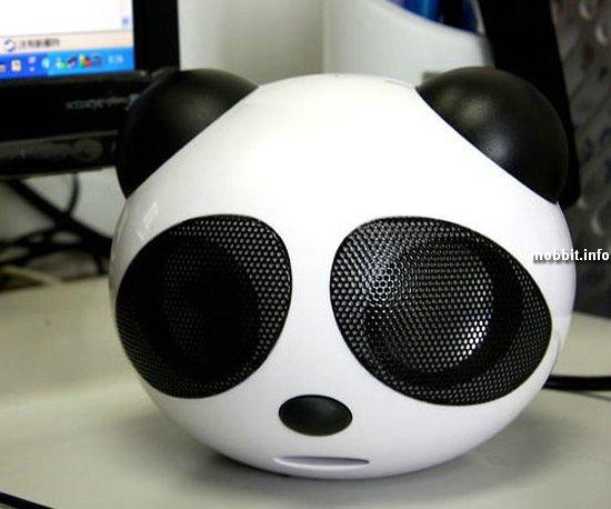 Колонка-панда
