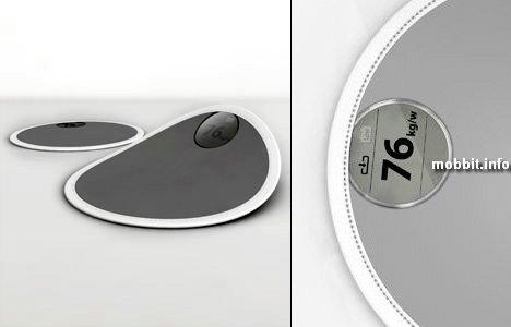 paper scale concept