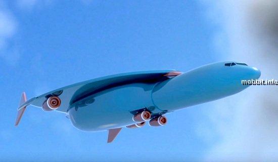 Гиперзвуковой самолет Airbus