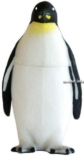 Флешка-пингвин