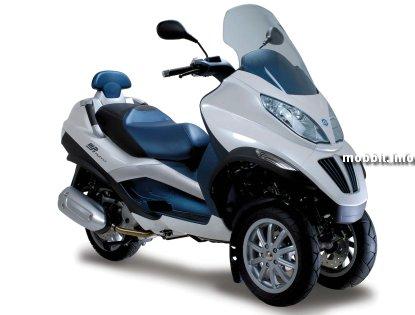 Piaggio МР3 Hybrid