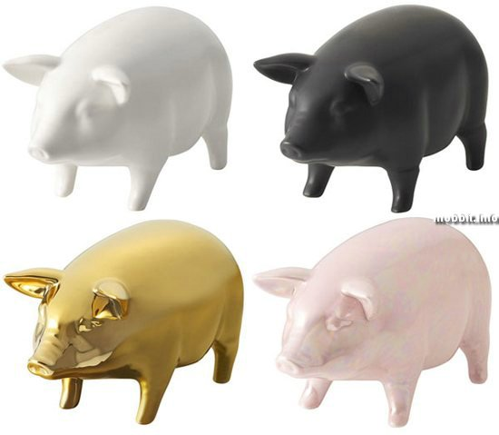 Свинка-колонки