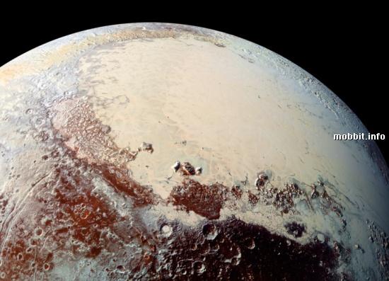 Pluto New Photo