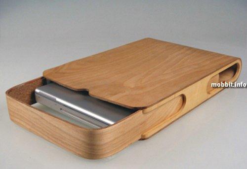 Сумка для ноутбука из фанеры