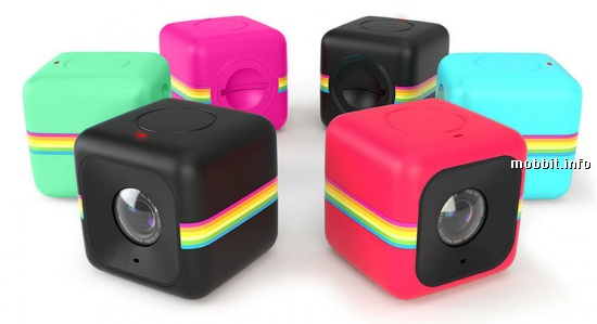 Polaroid Cube and Zip