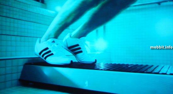 Подводный спринт