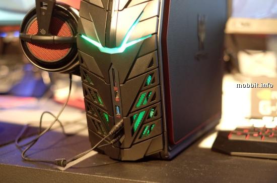 Acer Predator G1 и Predator G6