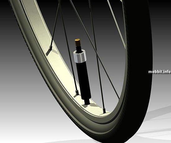 Самонадувающиеся шины