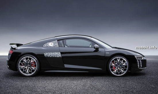 Audi R8 Final Fantasy