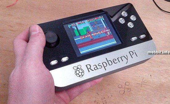 Игровая консоль из одноплатного компьютера Raspberry Pi