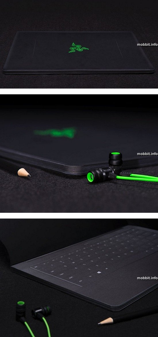 Razer Blade Stealth Notebook
