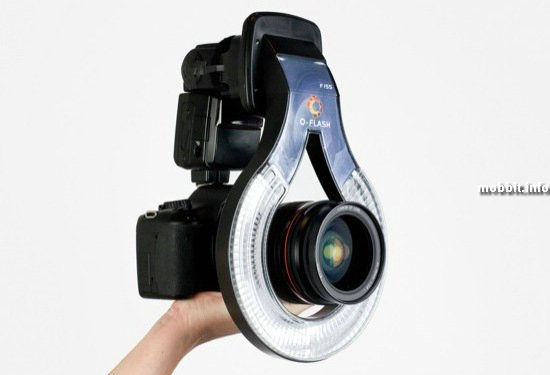 O-Flash Ring Adapter