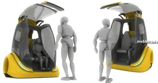 Такси-робот