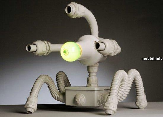 Робо-лампы