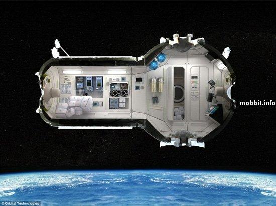 Российская космическая гостиница