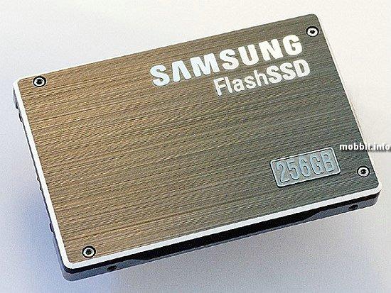 Samsung SSD-диск