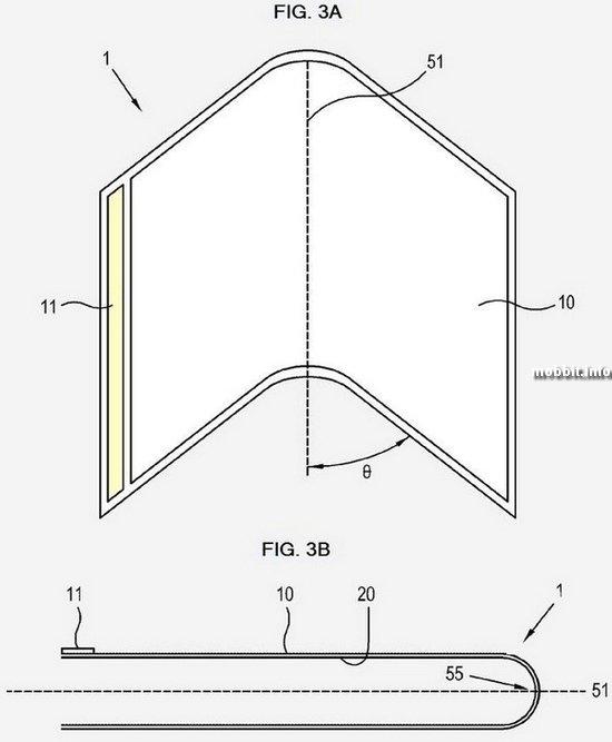 Прототип складного дисплея от Samsung