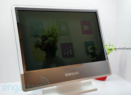 Samsung BLU LCD TV