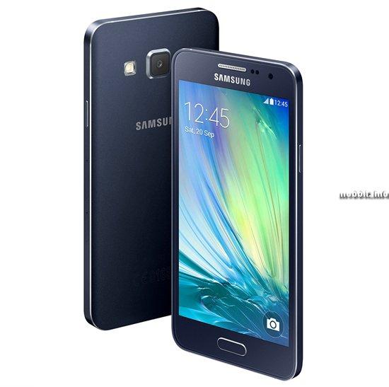 Samsung Galaxy A5 и Galaxy A3