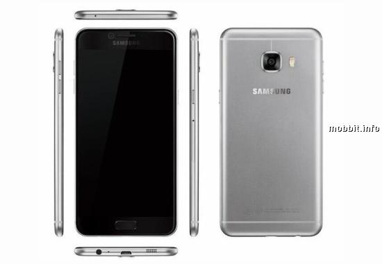 Samsung Galaxy C5 и Galaxy C7