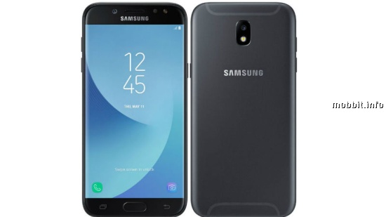 Samsung Galaxy J-series 2017