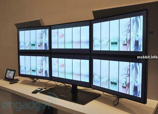 Samsung MD230X6 Eyefinity