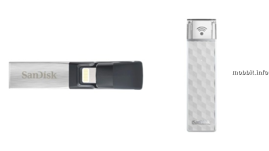 256GB SanDisk iXpand Flash Drive