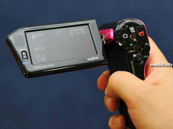 Sanyo Xacti DMX-HD800