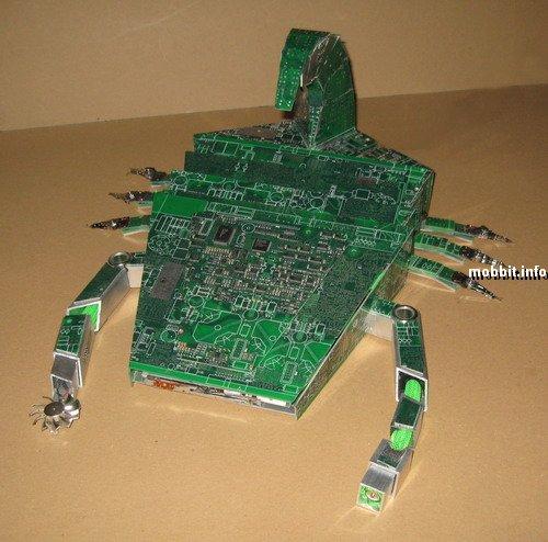 компьютер-скорпион