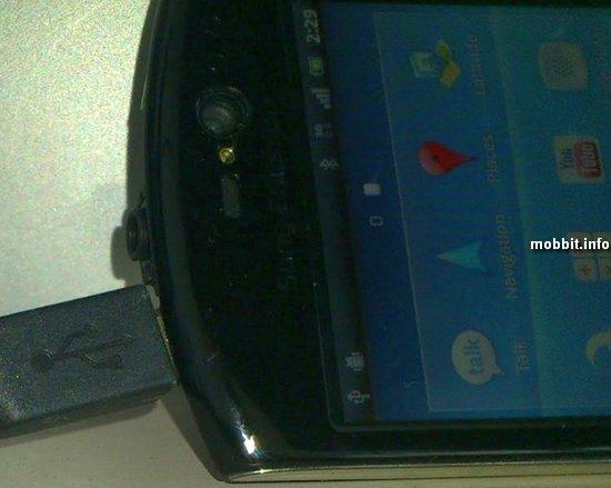 Новый Android-смартфон от Sony Ericsson