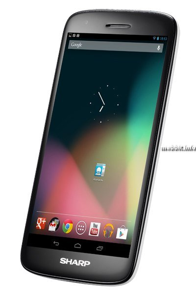Sharp Aquos Phone SH930W