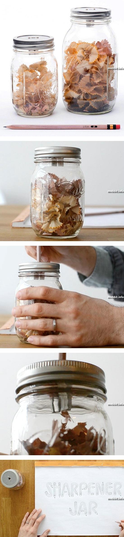 Sharpener Jar