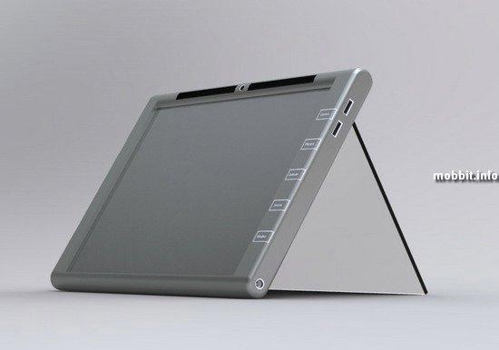 Глянцевый смартбук с сенсорным экраном