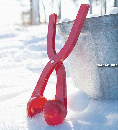 snow-ball-maker