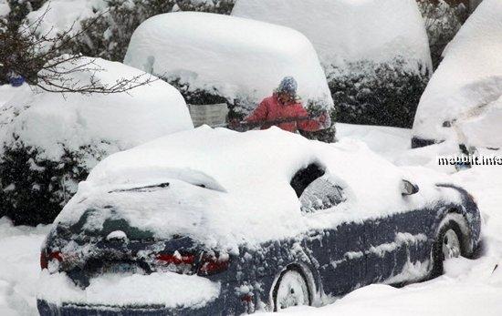 В России создано устройство для запуска двигателя при экстремально низкой температуре