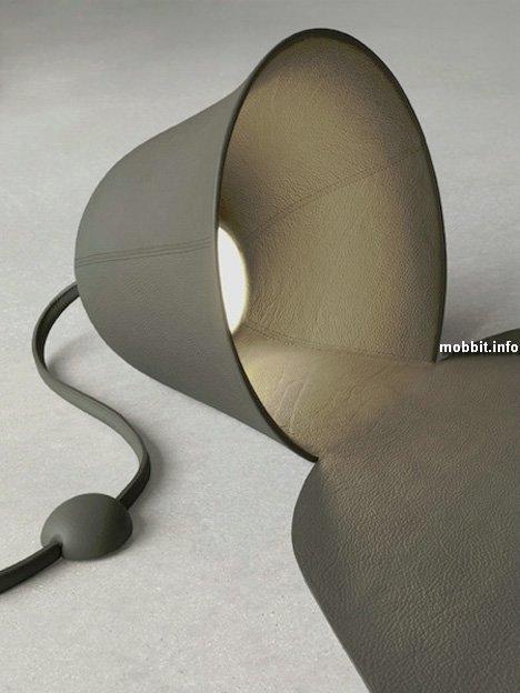 Ковер-лампа