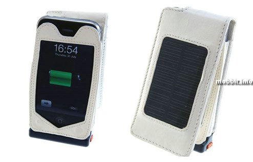 solar iphone case