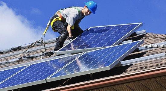 Самые эффективные солнечные батареи от SolarCity