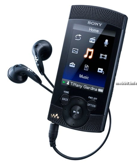 Sony Walkman S и E-серии