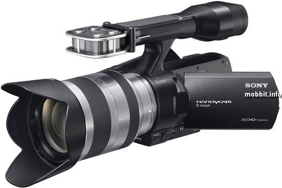 Handycam NEX-VG20