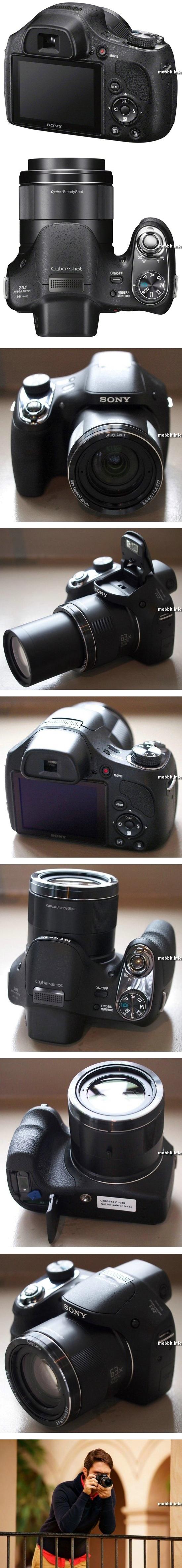 Cyber-shot H400