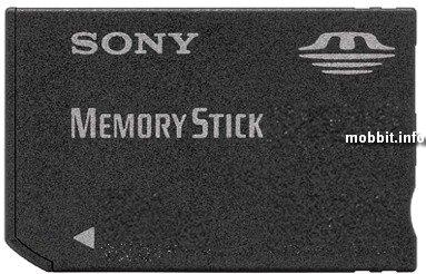 Sony Memory Stick XC