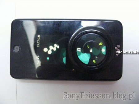 Sony Ericsson W707 Alicia